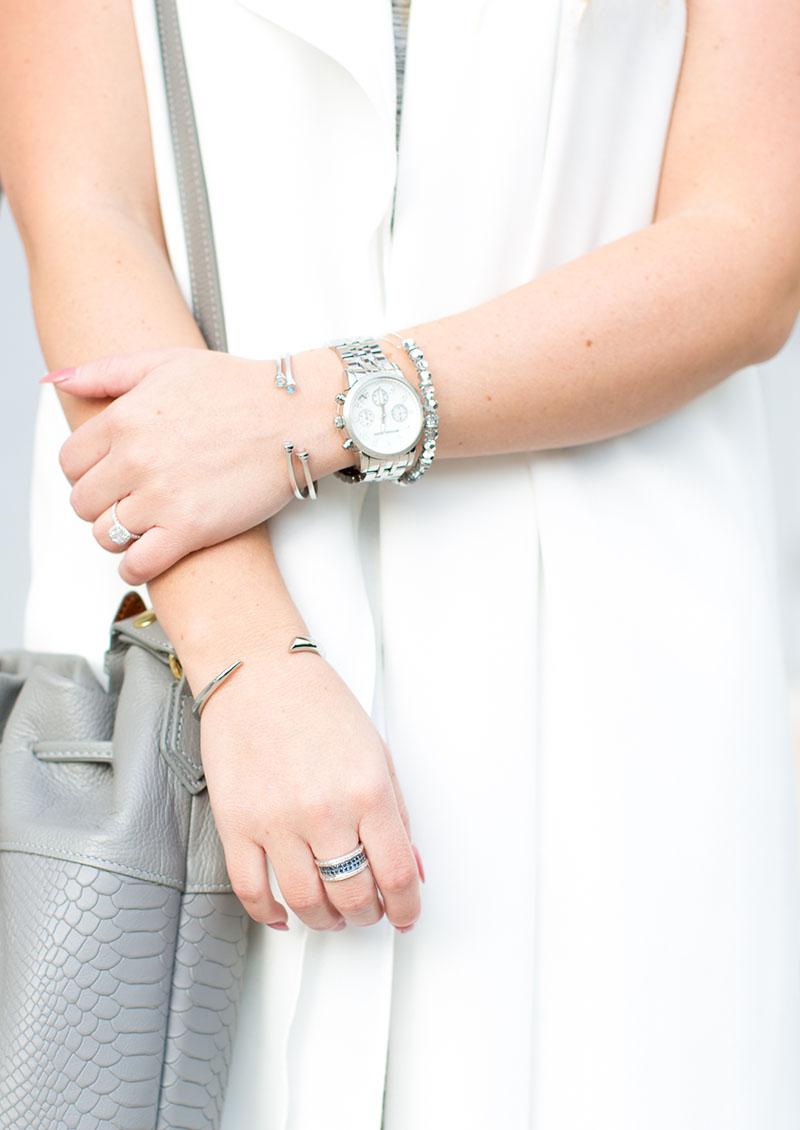 Grey Marble Dress5