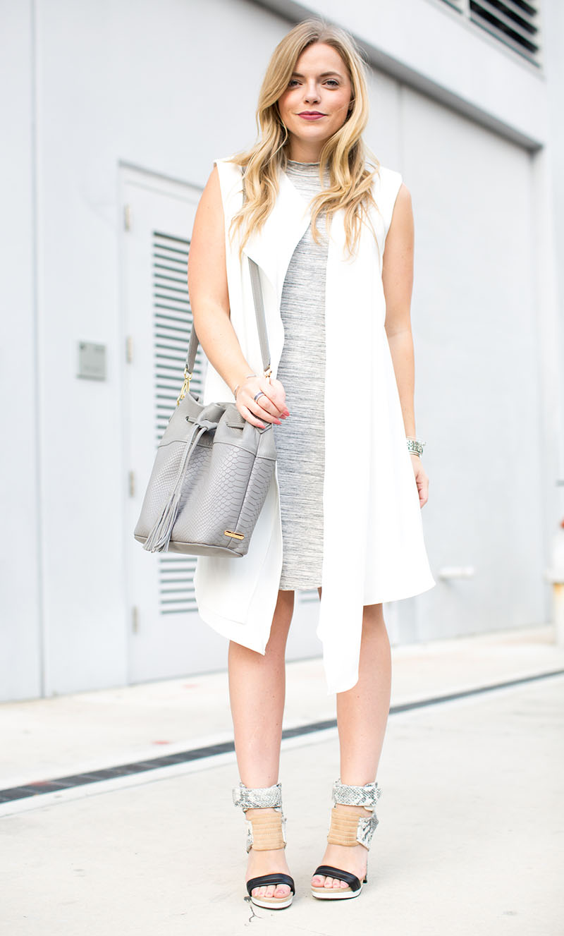 Grey Marble Dress6