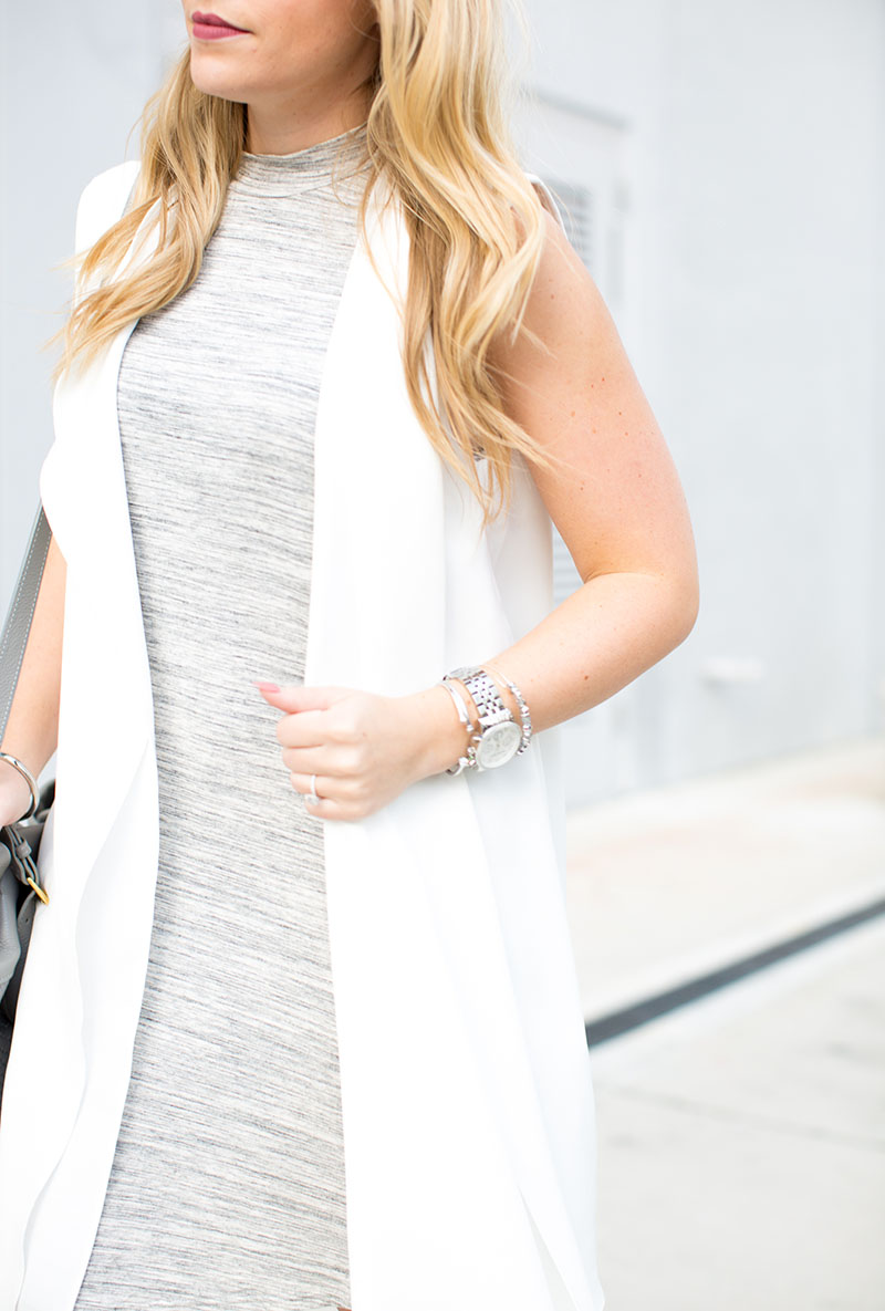 Grey Marble Dress8