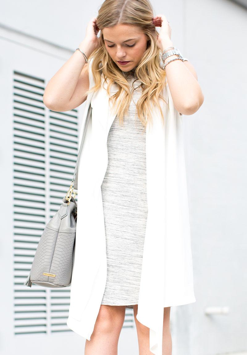 Grey Marble Dress9