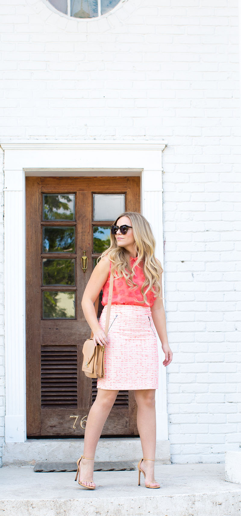 Pink + Coral | Living In Color Print