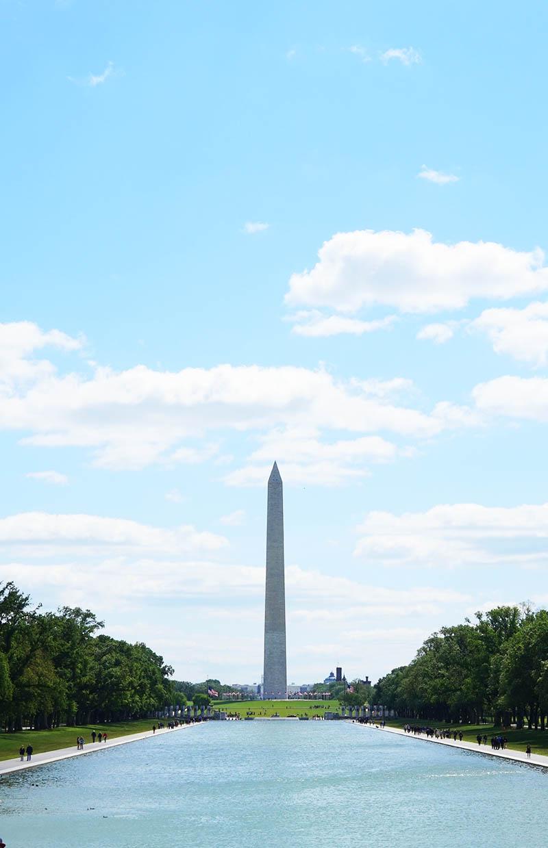 Reflection Pool | Washington DC