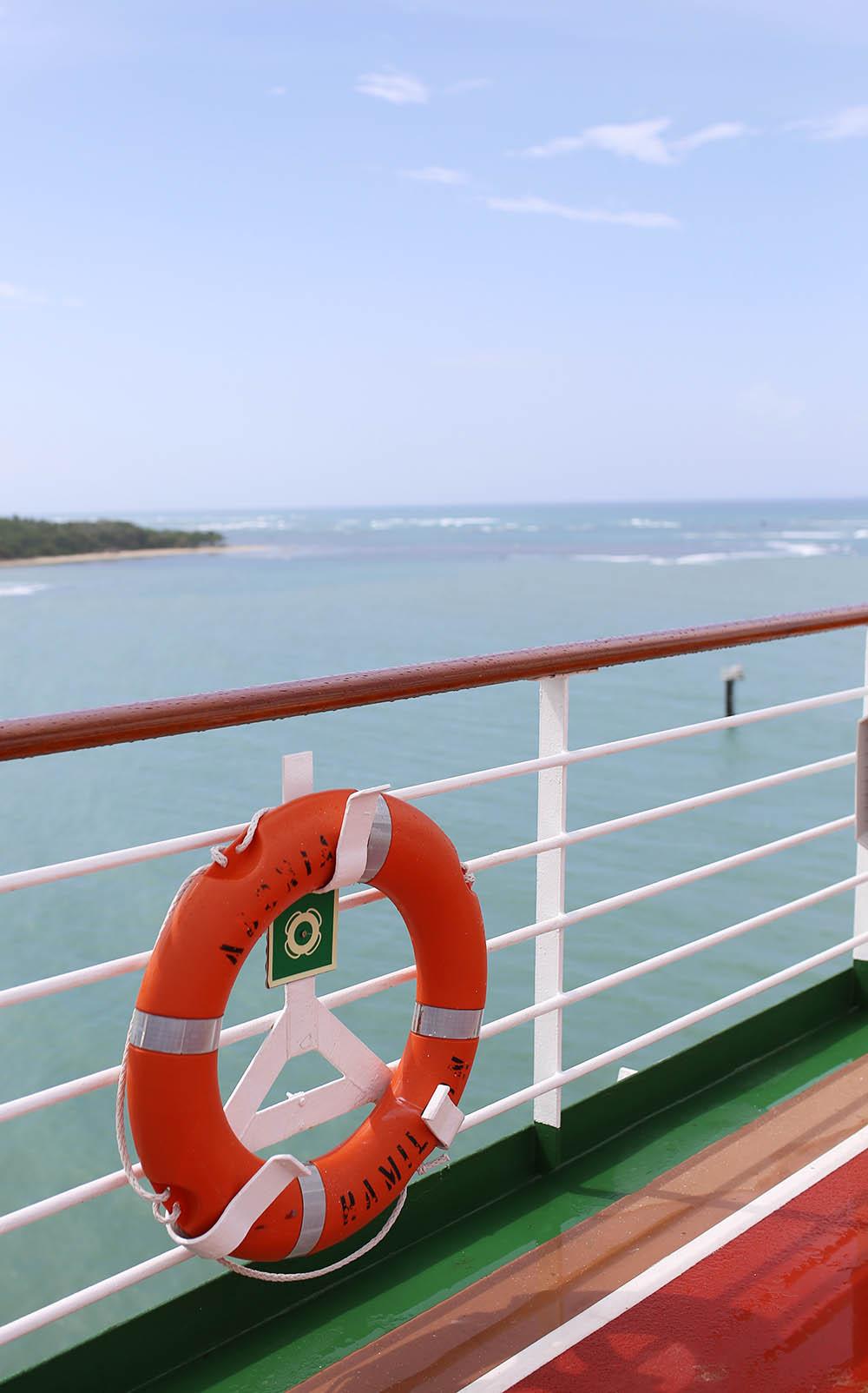 Cruisin' to The Dominica Republic