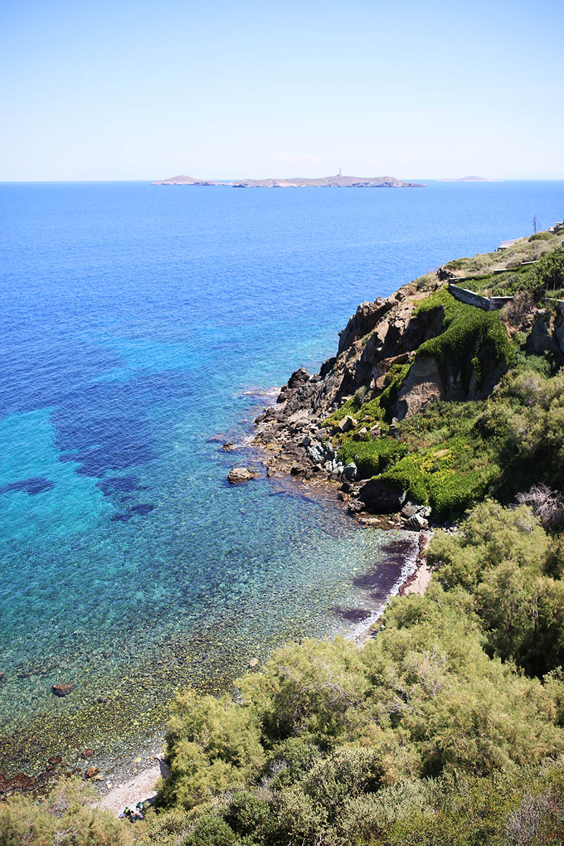 Cliff of Syros