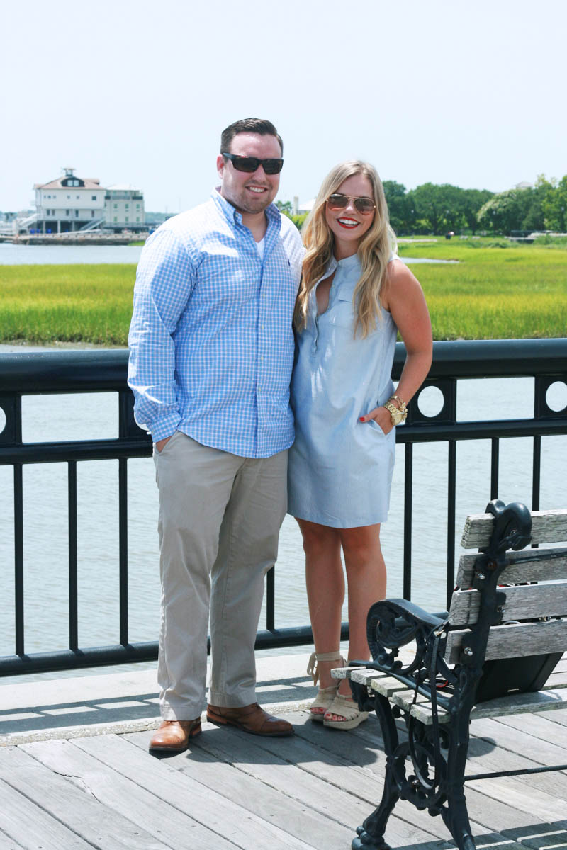 A Charleston Engagement Story