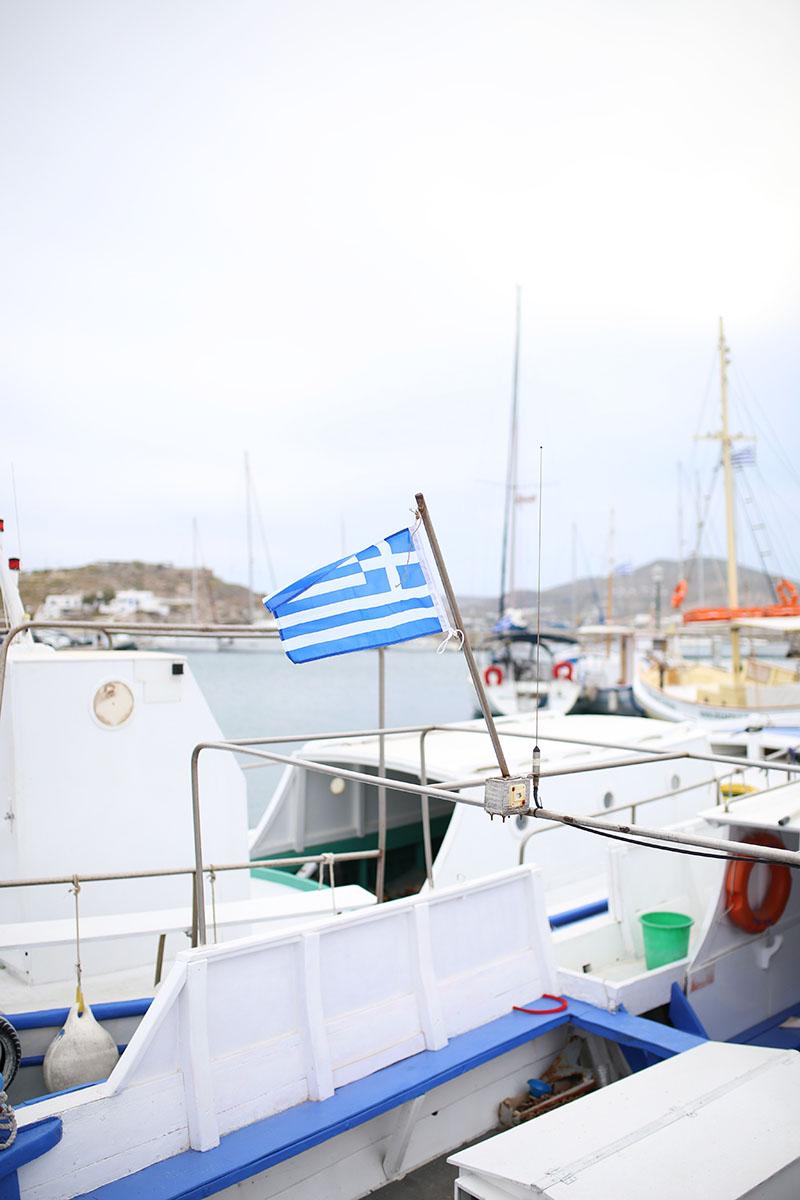 Nauossa Paros Port