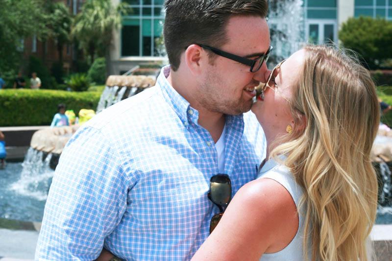 A Charleston Engagement Story
