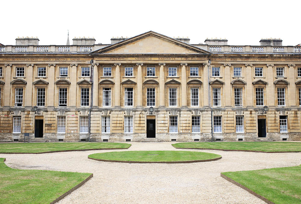 Day Trip to Oxford | Living In Color Print