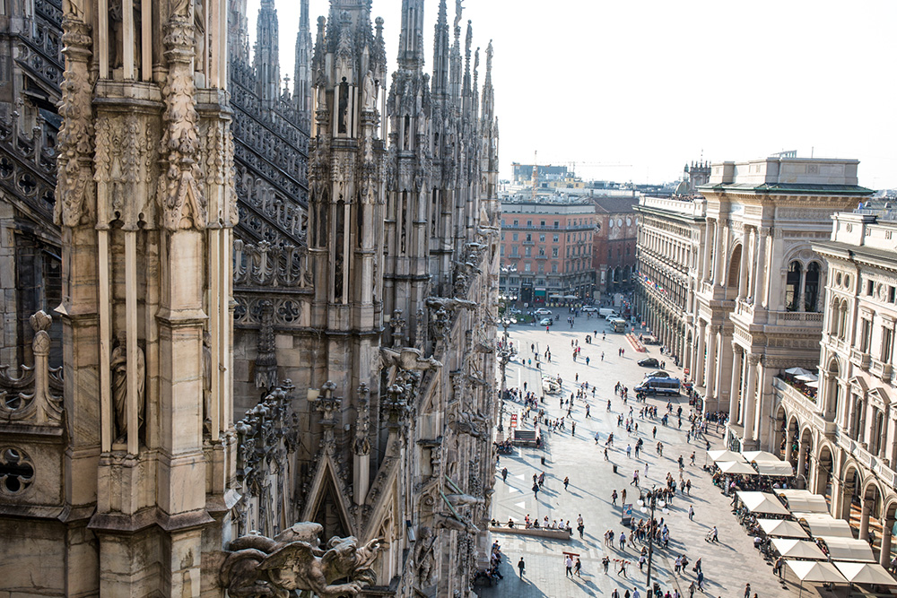 Rooftop of the Duomo