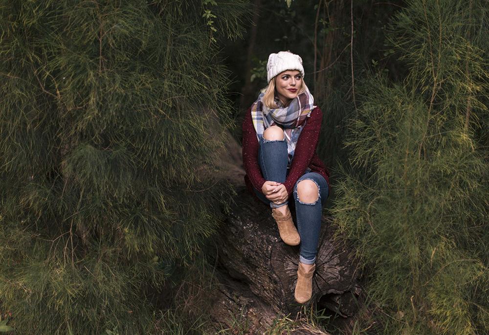 Cozy Winter | Living In Color Print