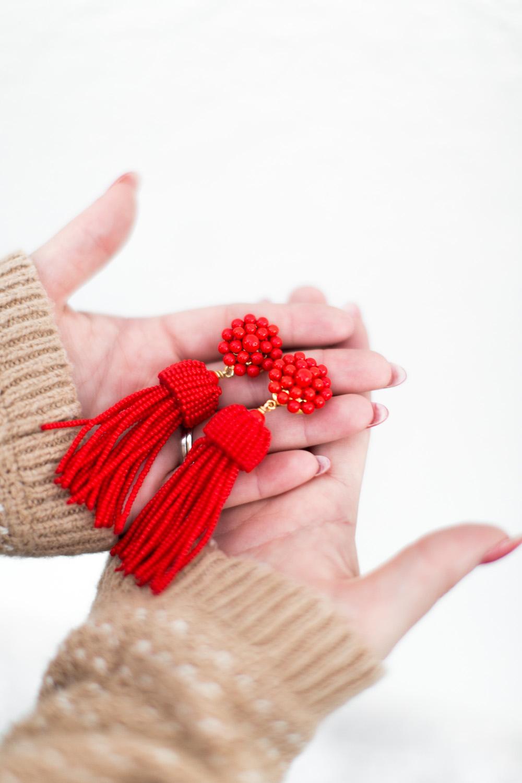 Lisi Lerch Tassel Earring Giveaway
