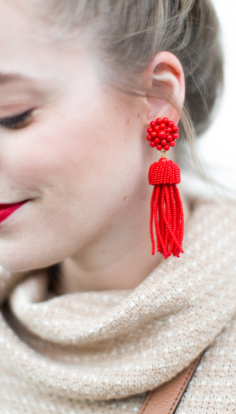 Lisi Lerch Tassel Earring Giveaway