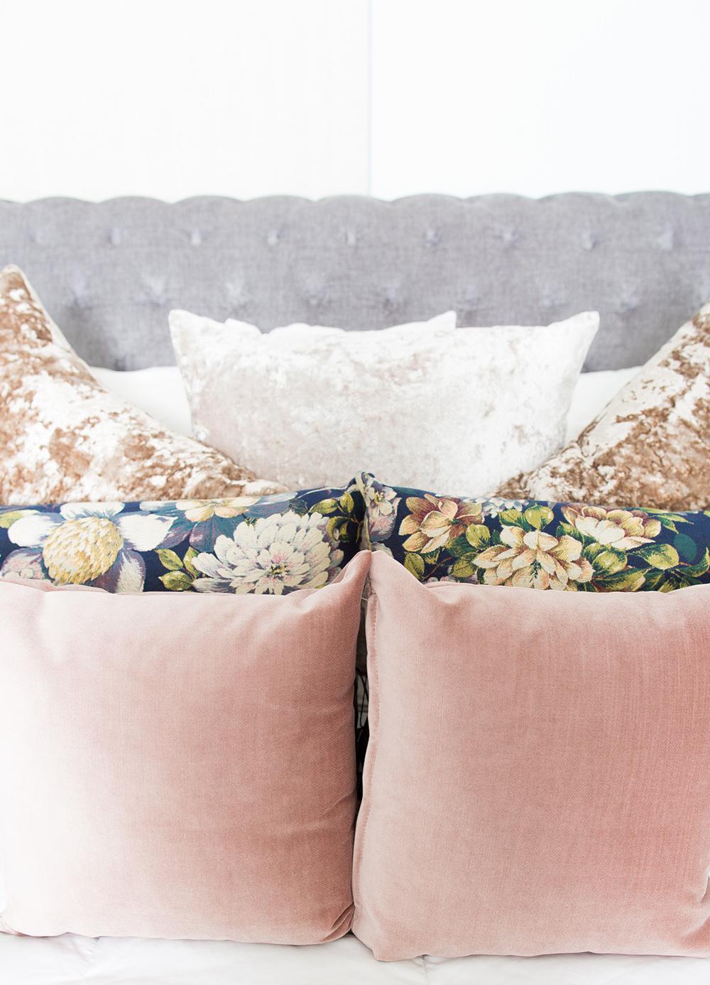 Winter Master Bedroom w. BoConcept