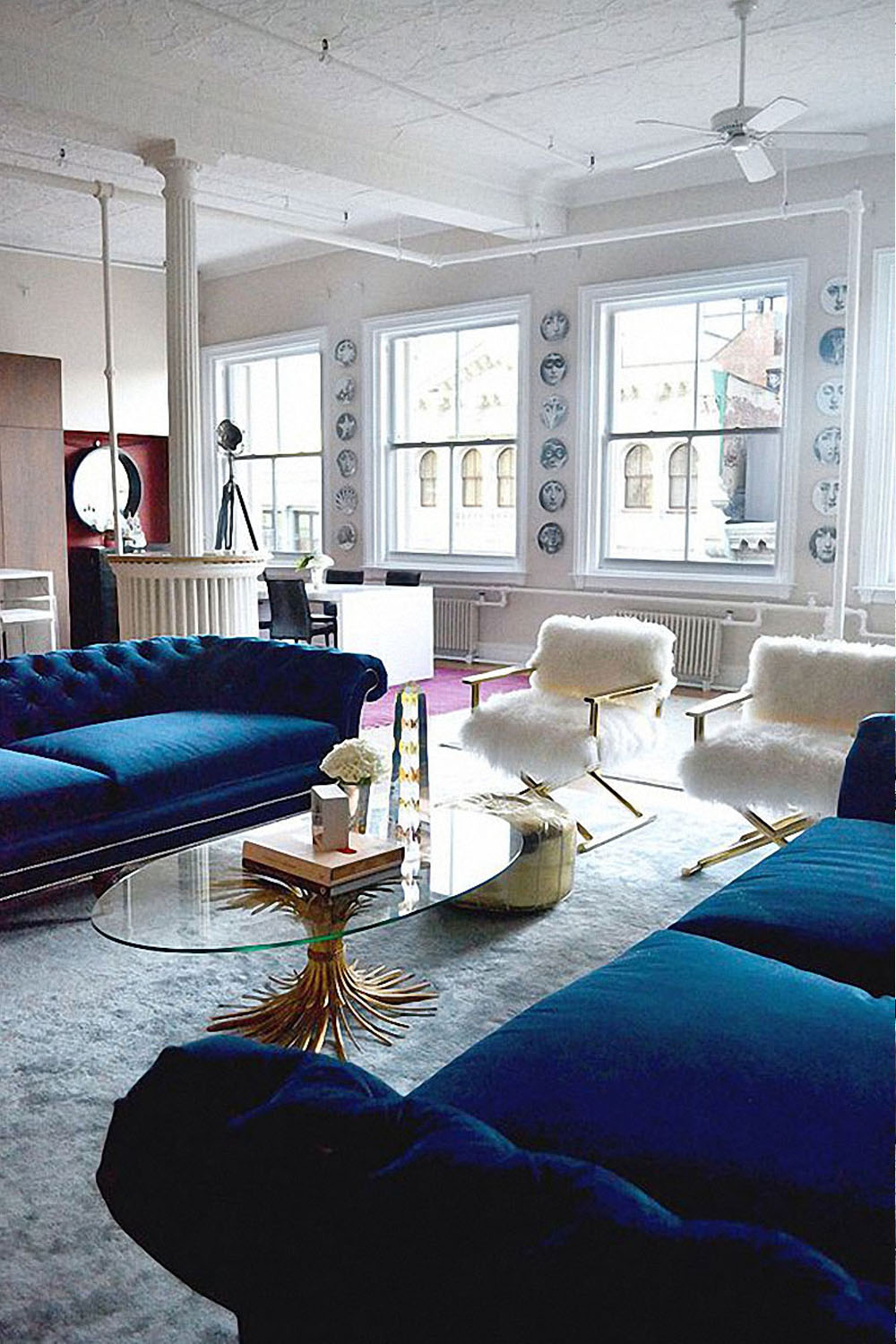 Top 10 Blue Couches for 2017