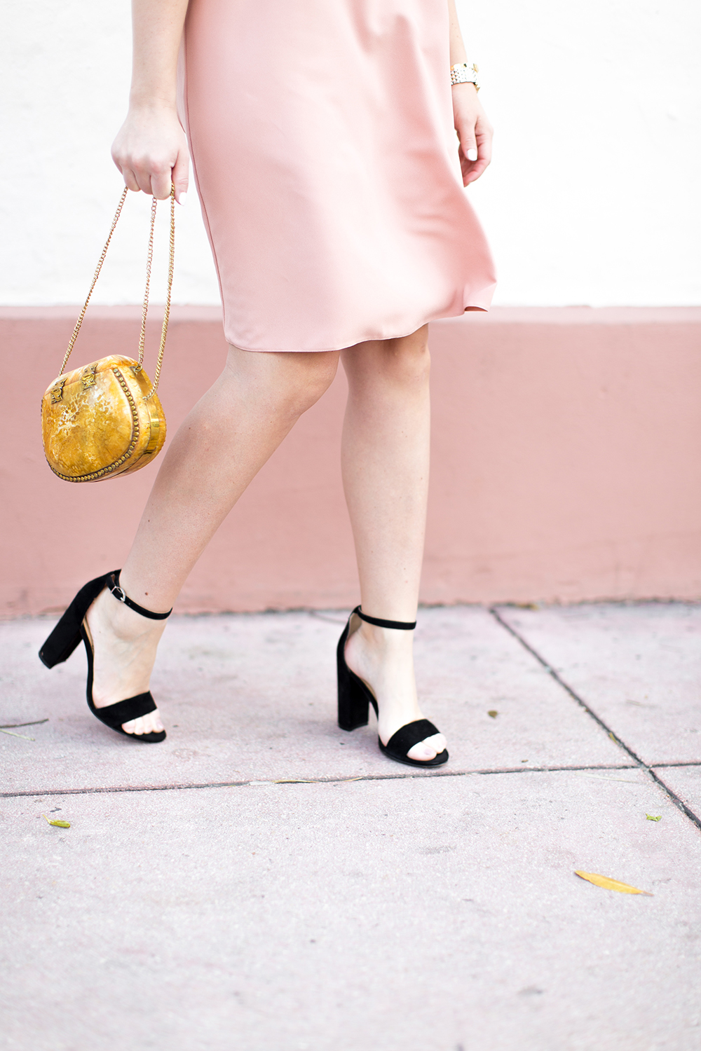 Nude Ruffles | Living In Color Print