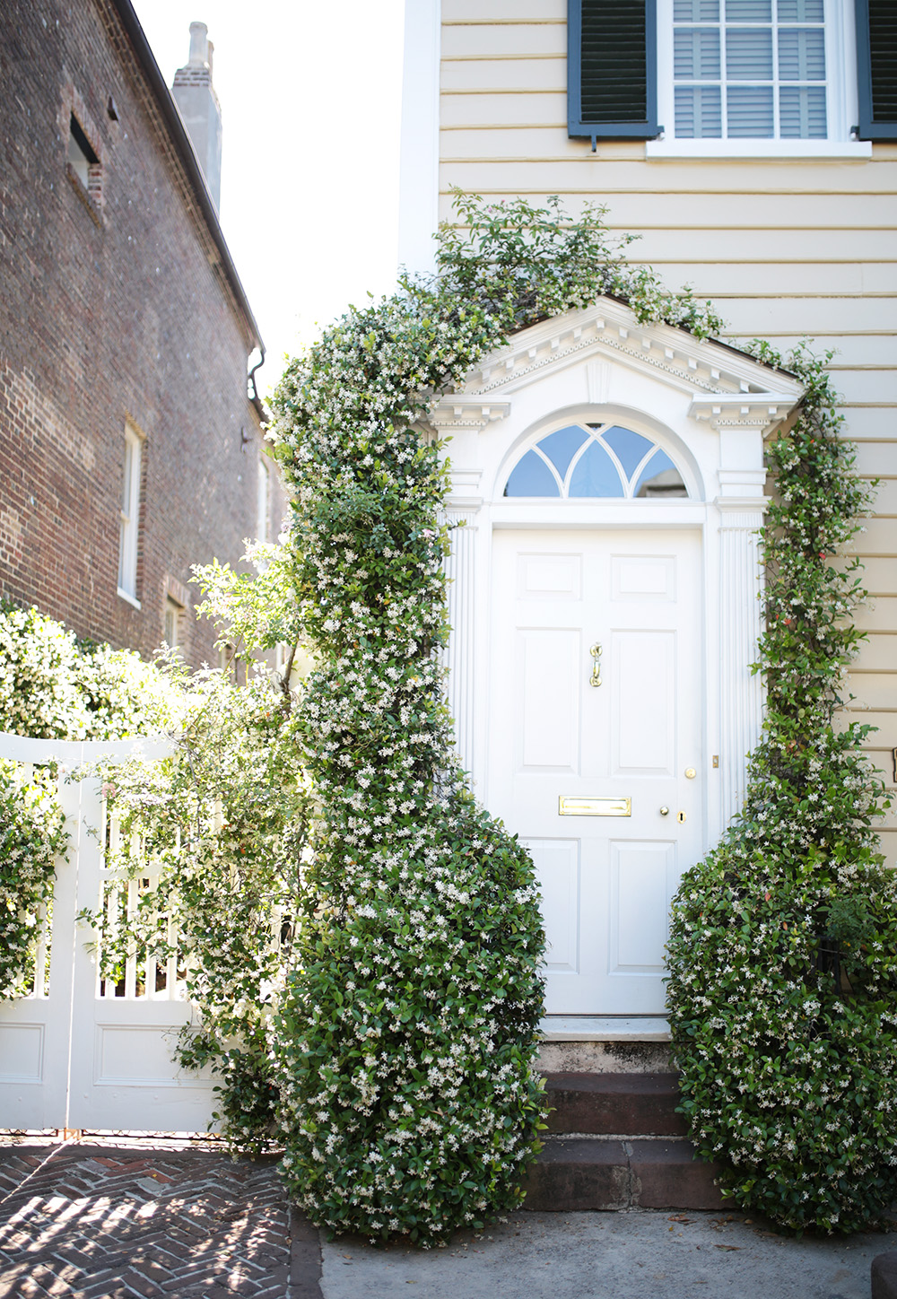 Charleston House with Jasmine | Church Street, Charleston