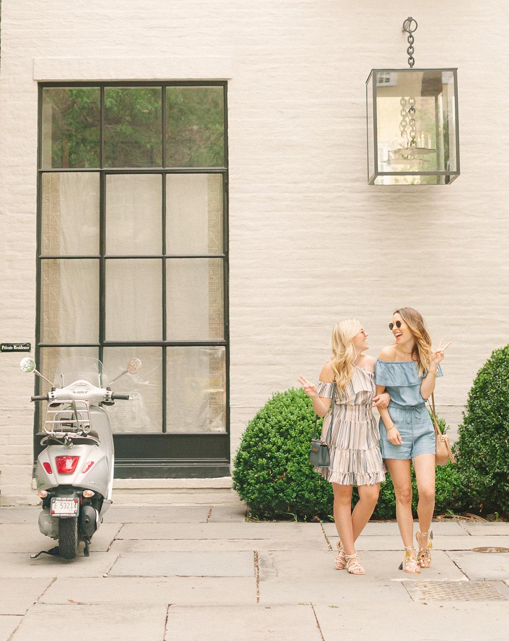 Girls Weekend in Charleston