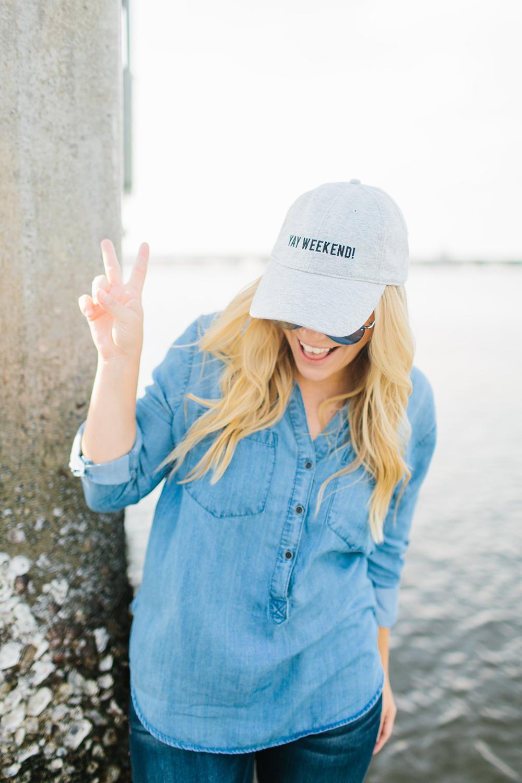 Yay Weekend Hat