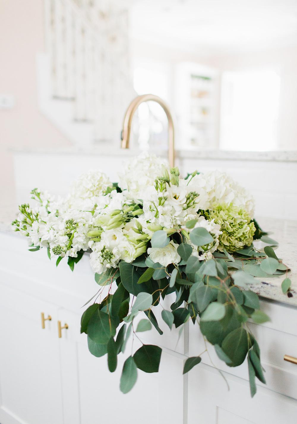 Charleston Kitchen Flower Sink