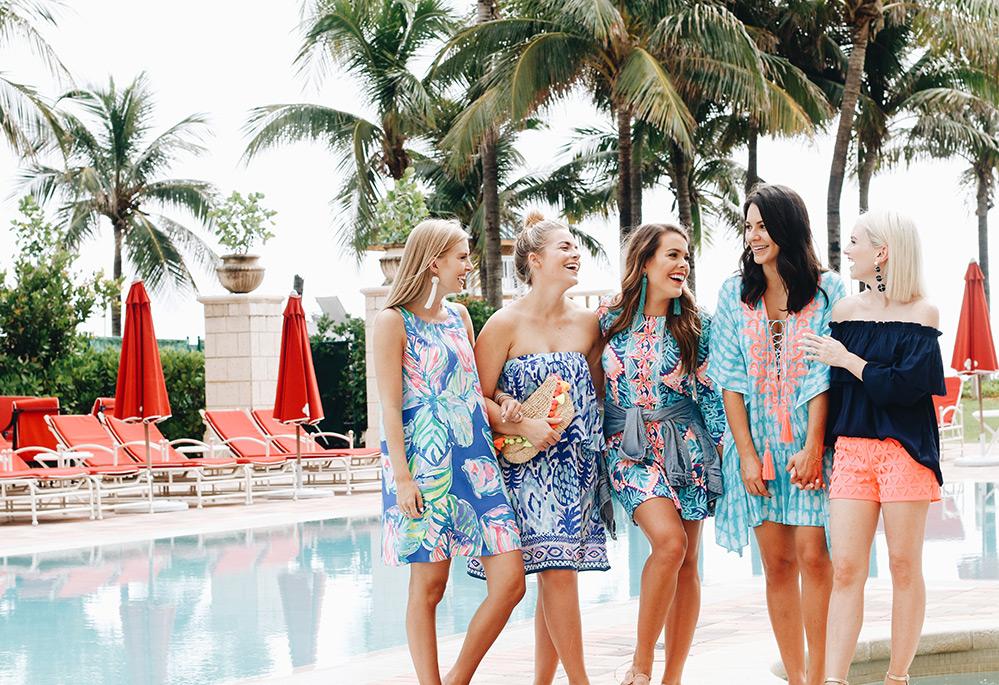 Sunny Isles Girls Trip
