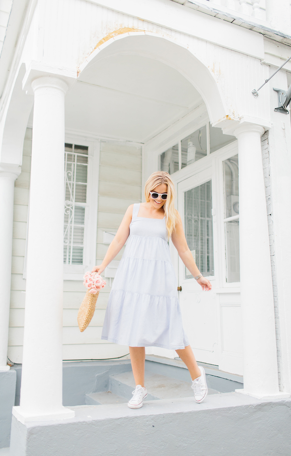 Madewell Striped Dress