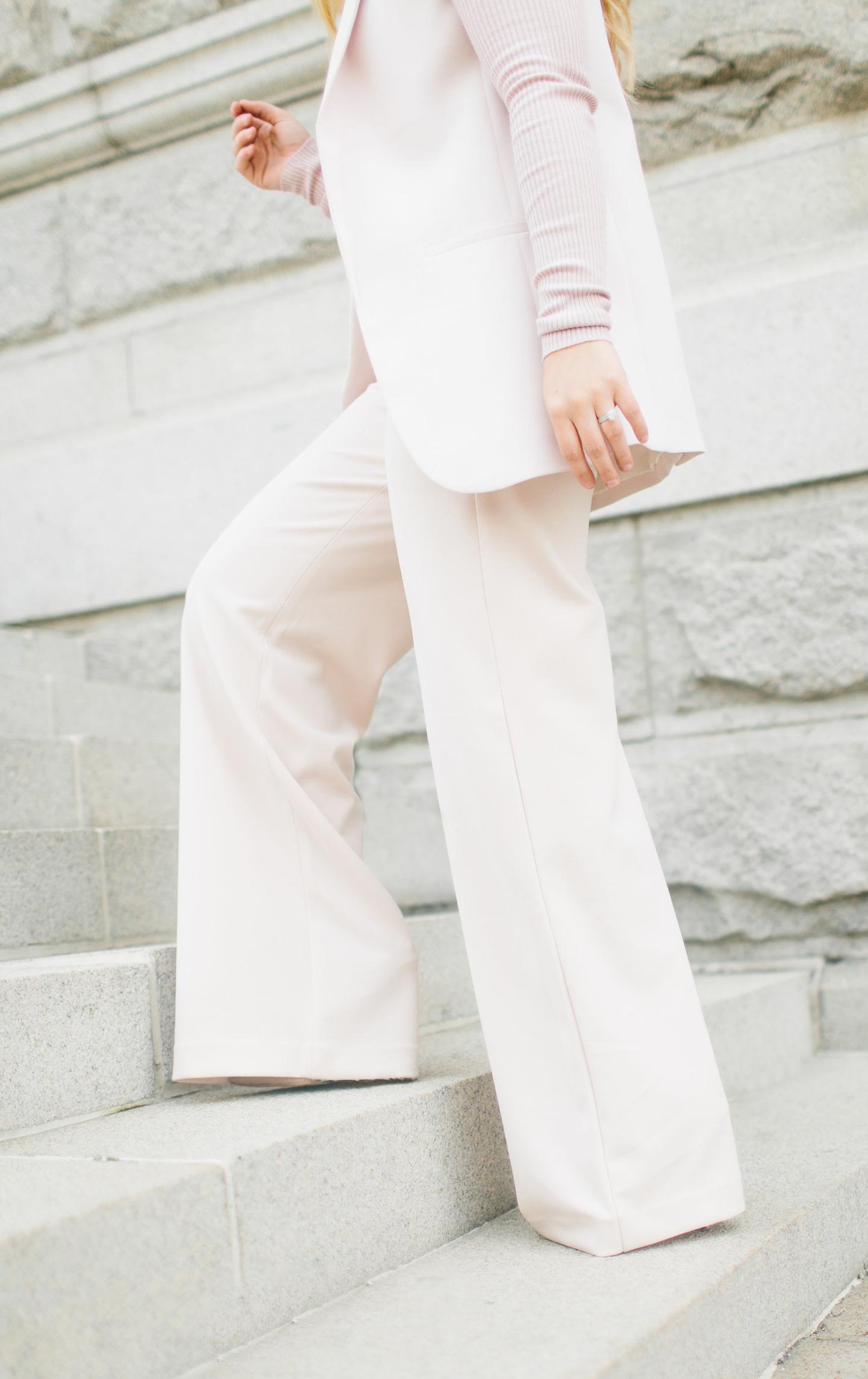 Blushing Suit