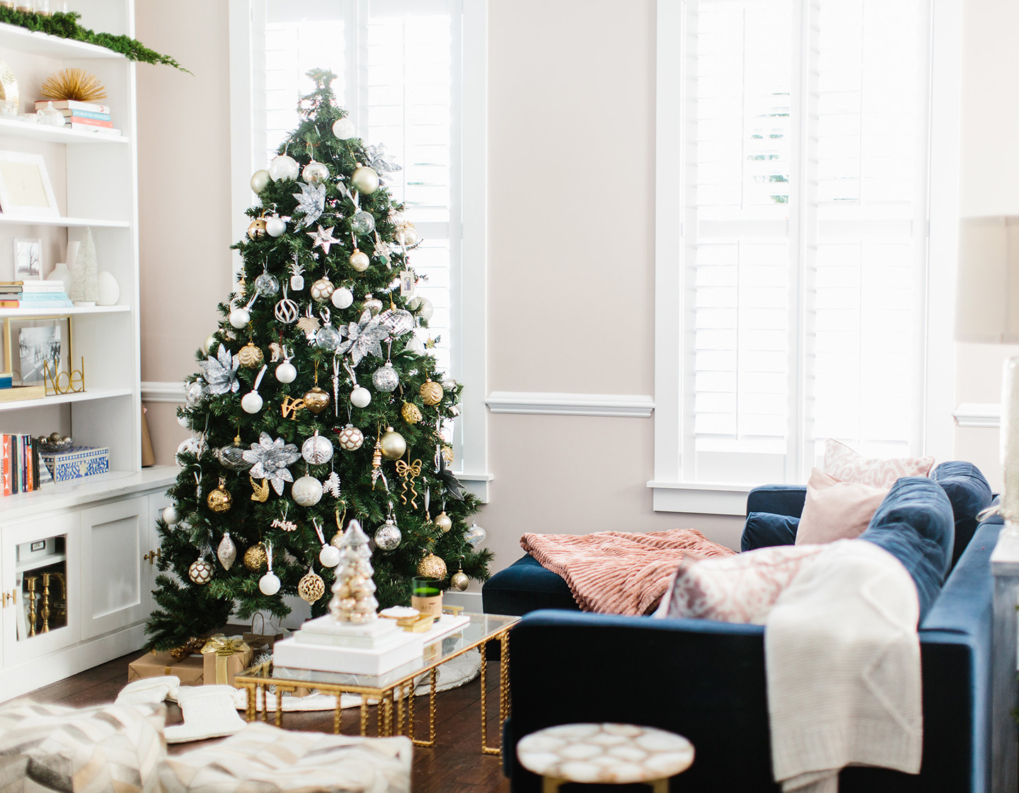 Deck the Halls | Christmas 2017 Charleston Decor