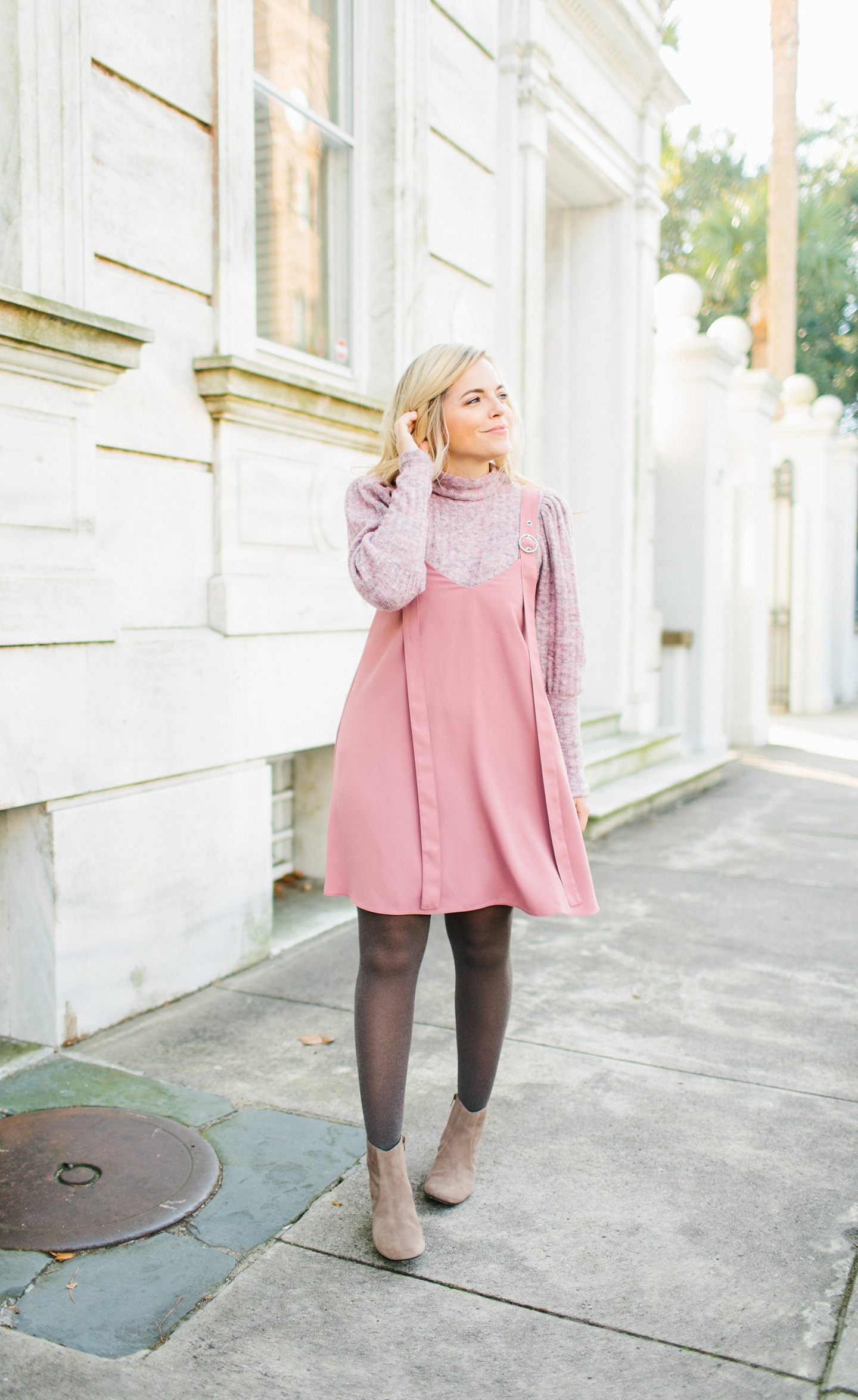14be19b4bc Blush Jumper Dress ...