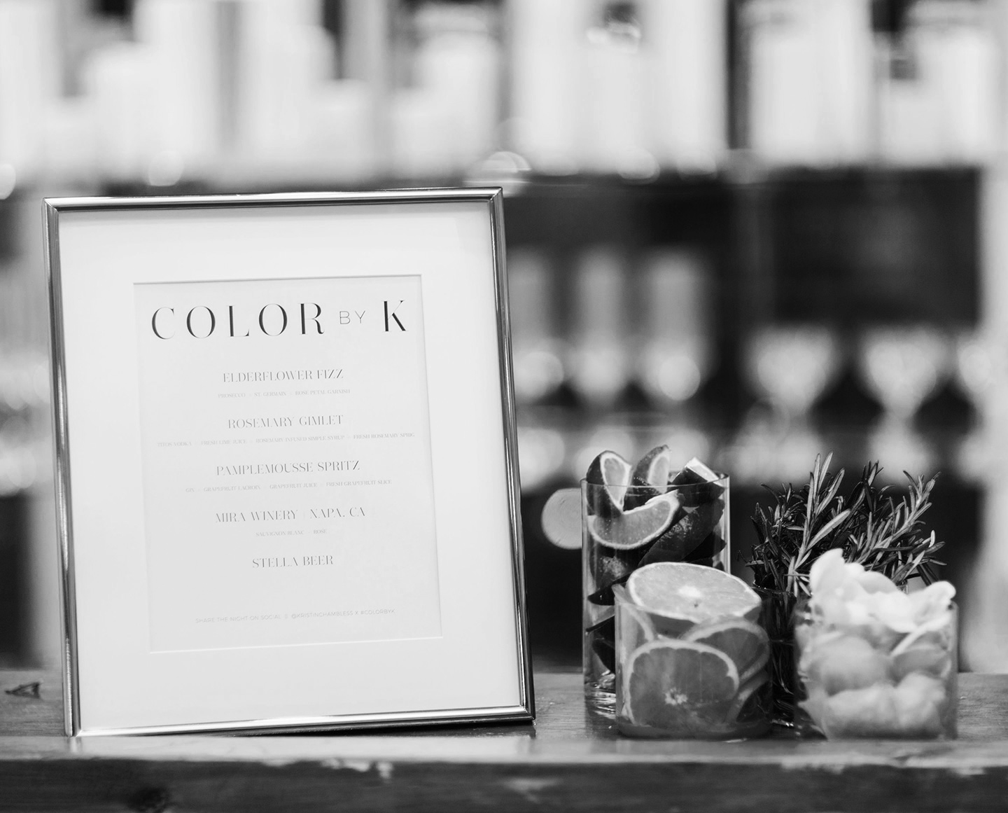 COLOR by K Launch Party
