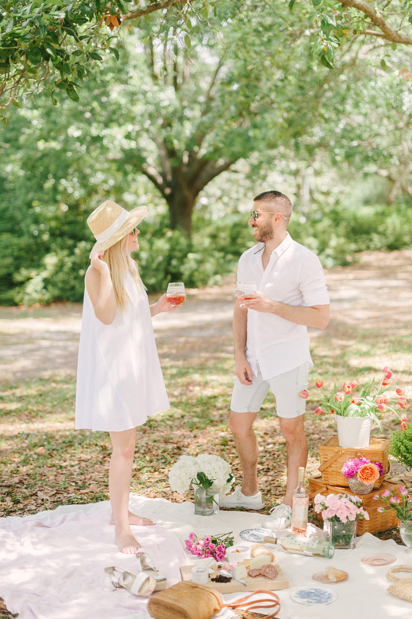 AVA Grace Wine | Picnic in Charleston