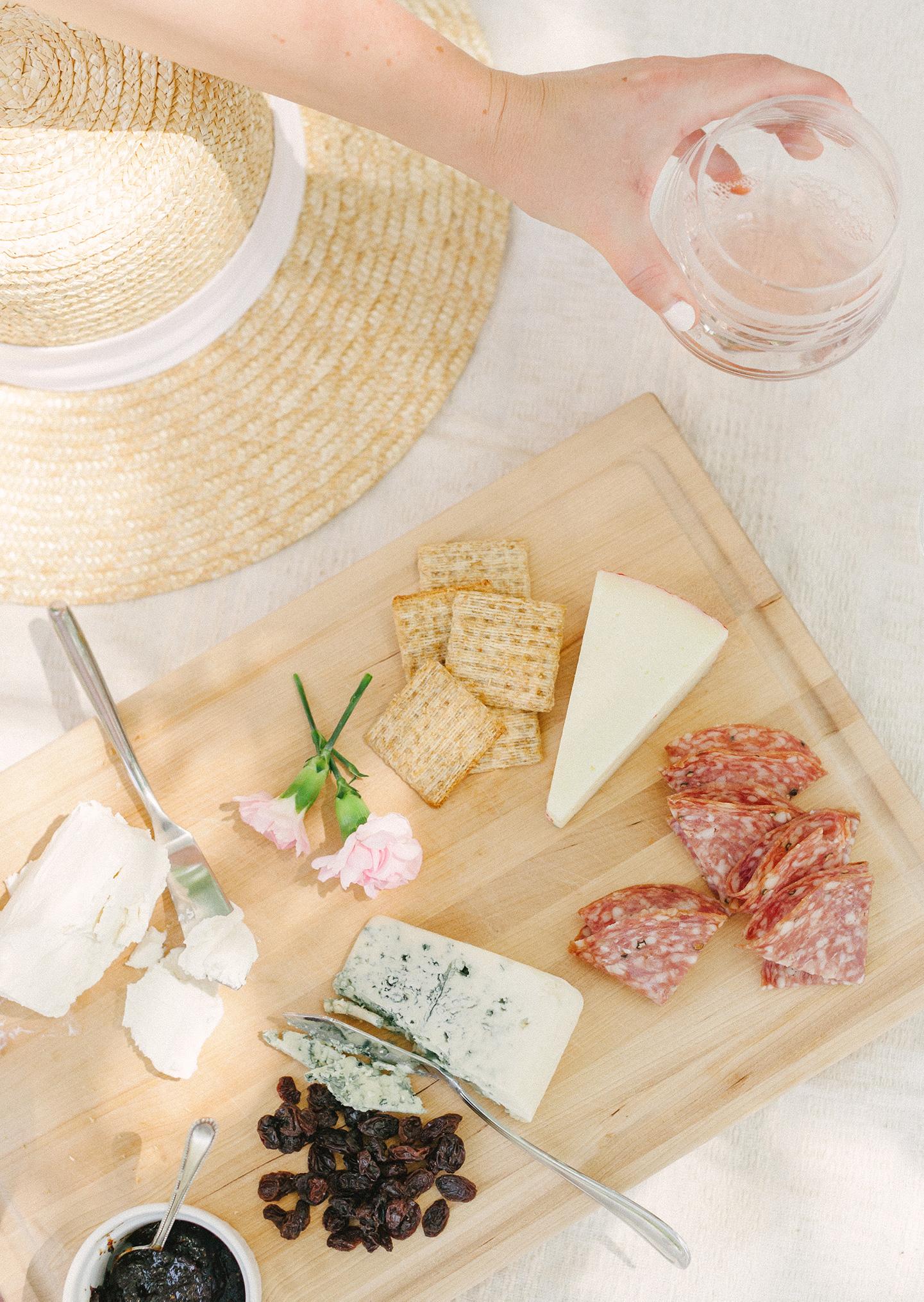 AVA Grace Wine | Picnic in Charleston