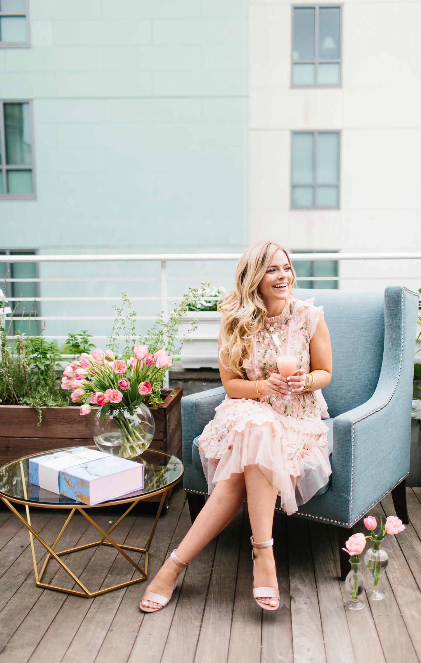 Kristin Chambless x OLAY