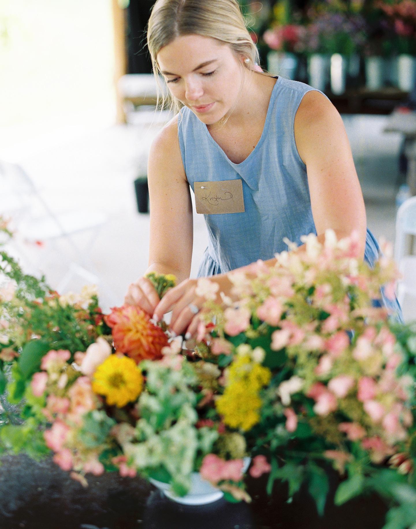 Ponderosa & Thyme Floral Workshop Review
