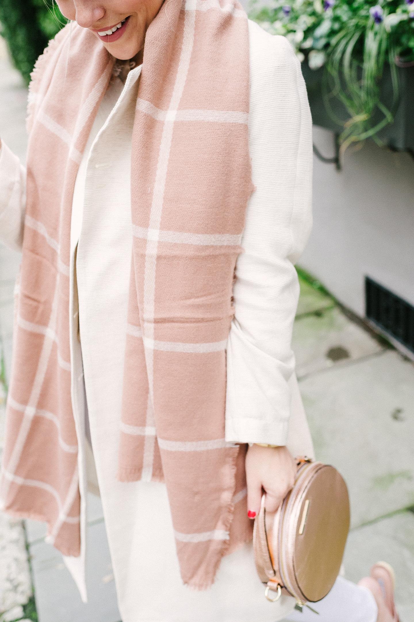 Creams + Rose Pink   COLOR by K