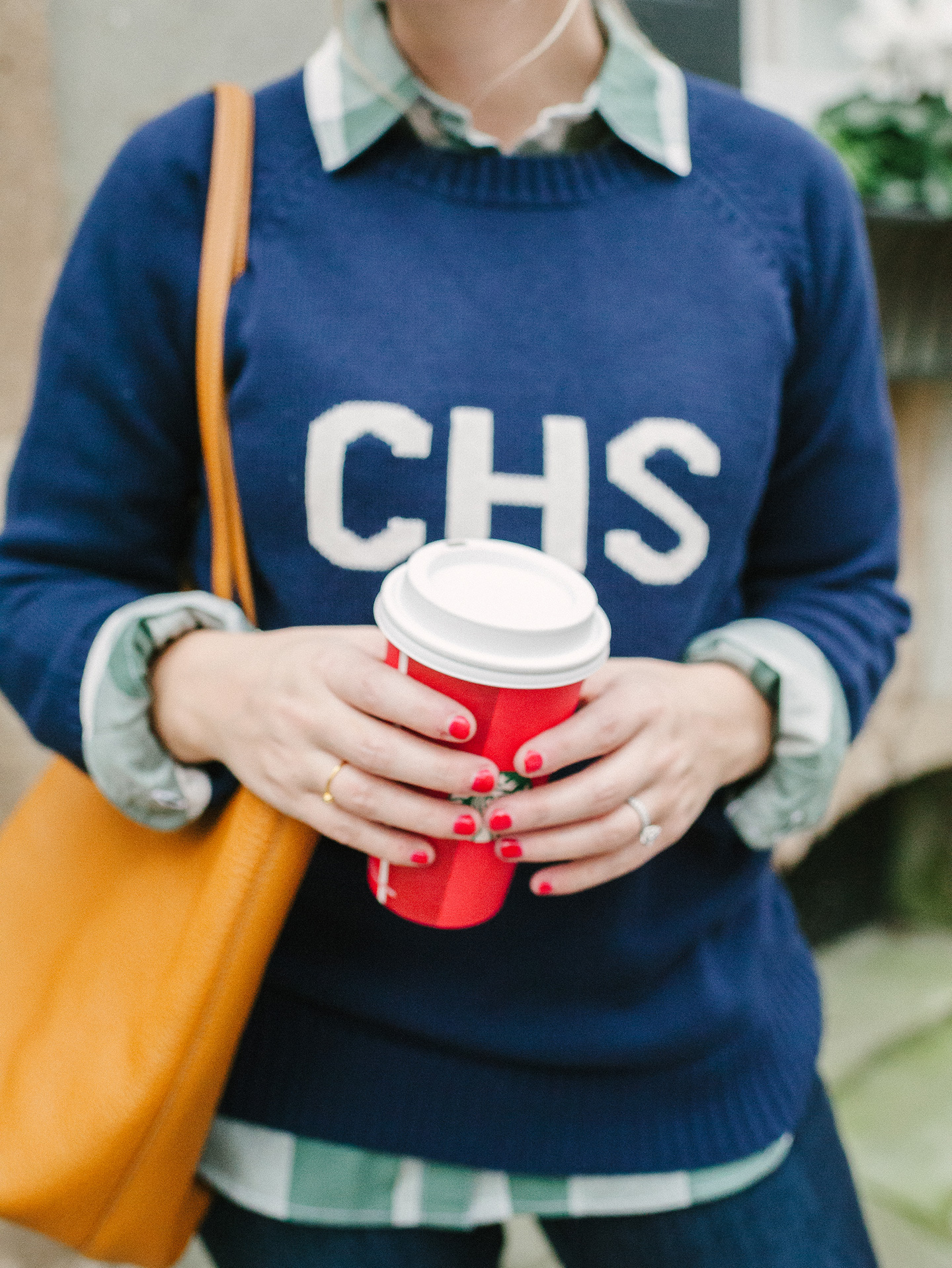 CHS City Sweater | COLOR by K