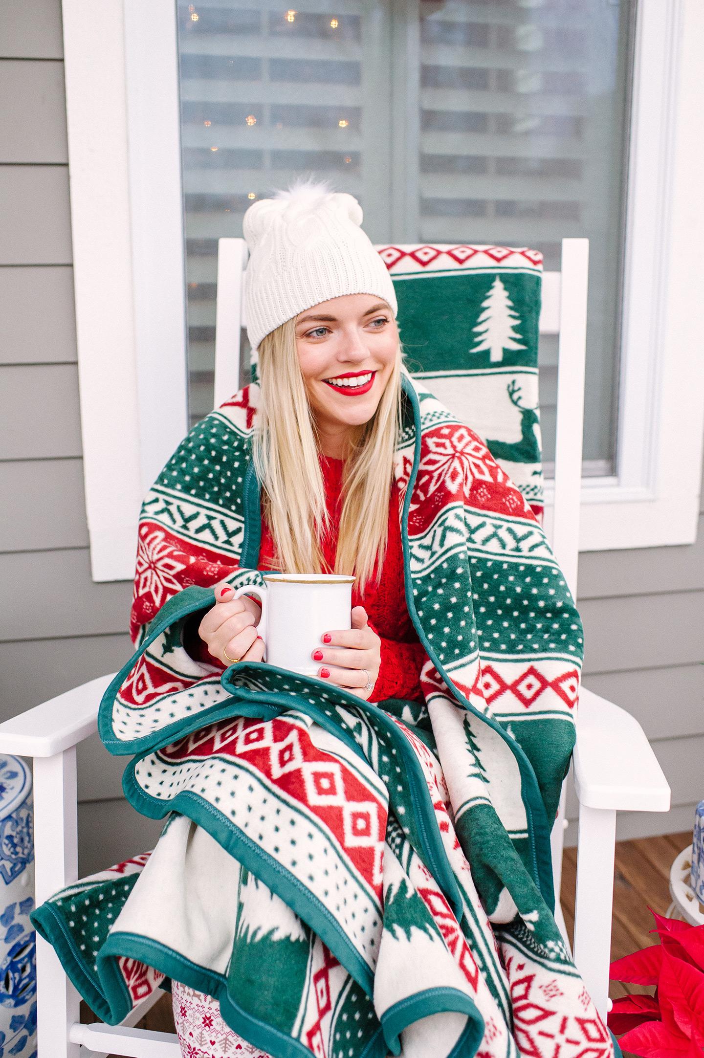 Best Fireside Blankets | COLOR by K