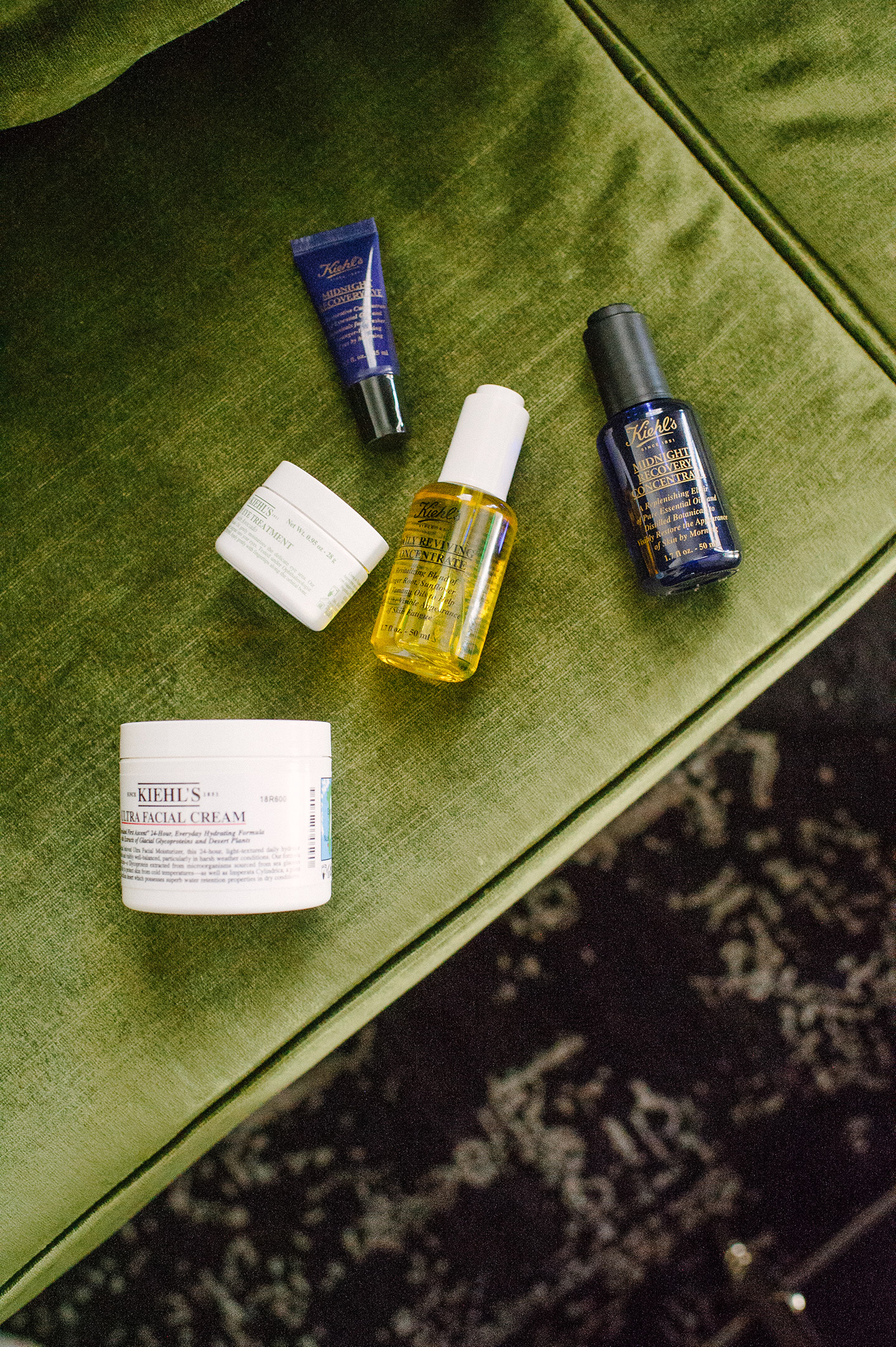 Kiehl's Skincare Giveaway | COLOR by K