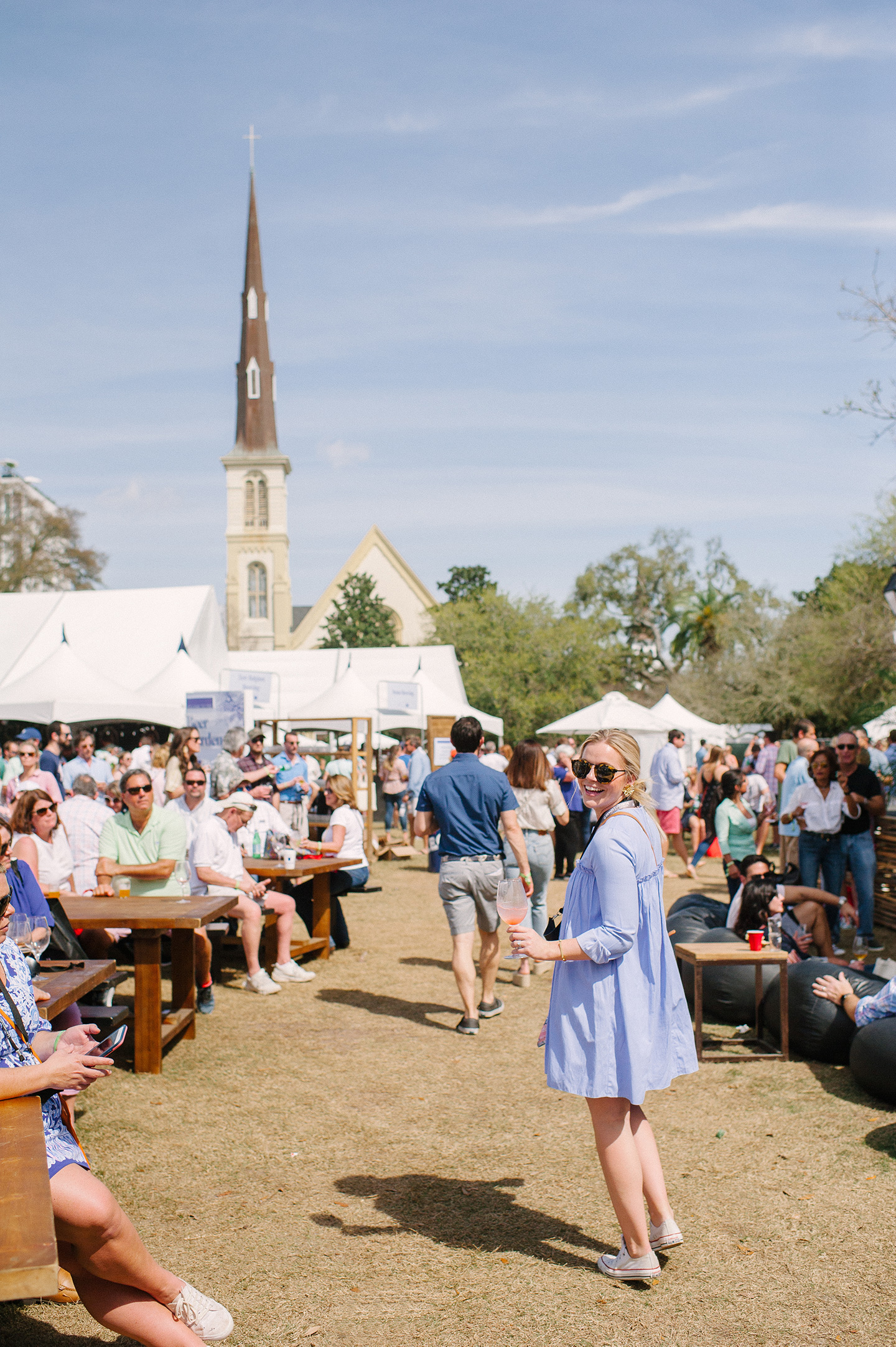 Charleston Wine + Food Festival 2019