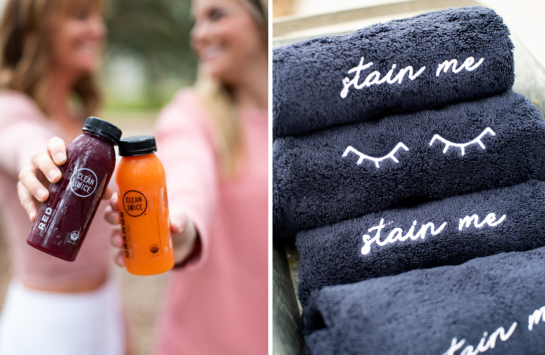 Weezie Towels