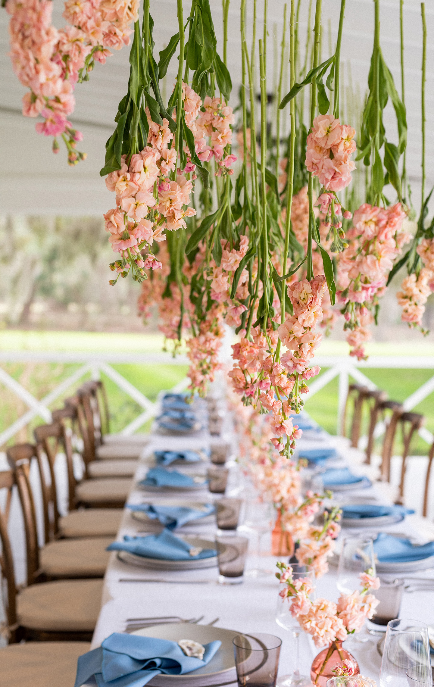 Kiawah River Wellness Luncheon | COLOR by K