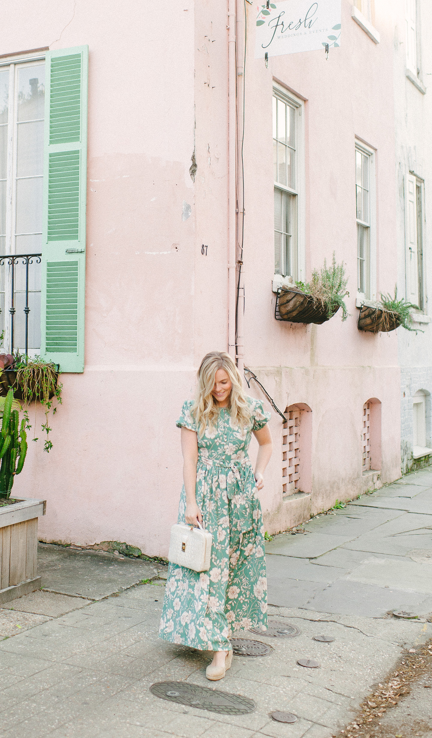 The Perfect Floral Maxi | COLOR by K