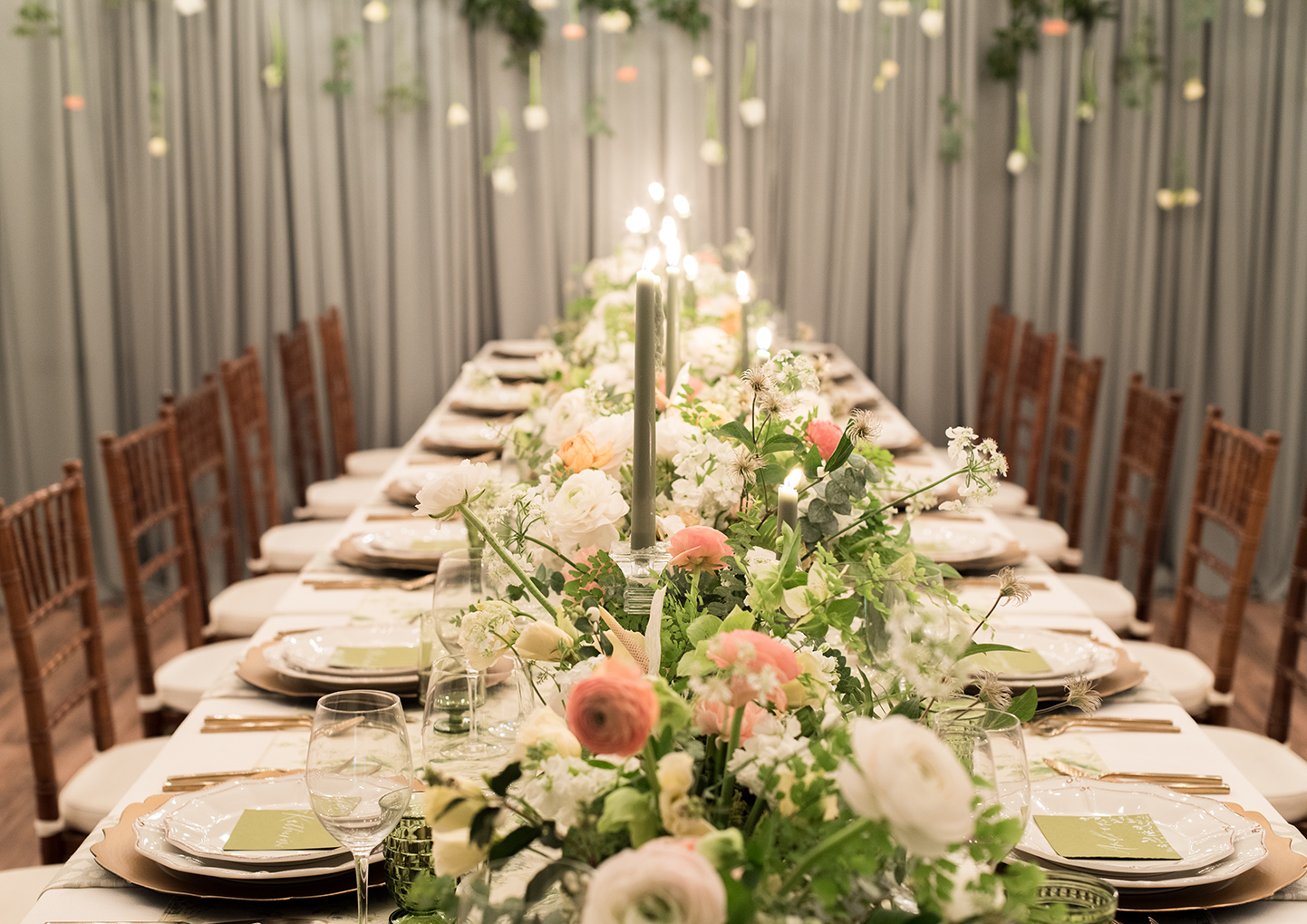 Toyota Asheville Nc >> This is 30 | An Indoor Garden Dinner Party | Color By K