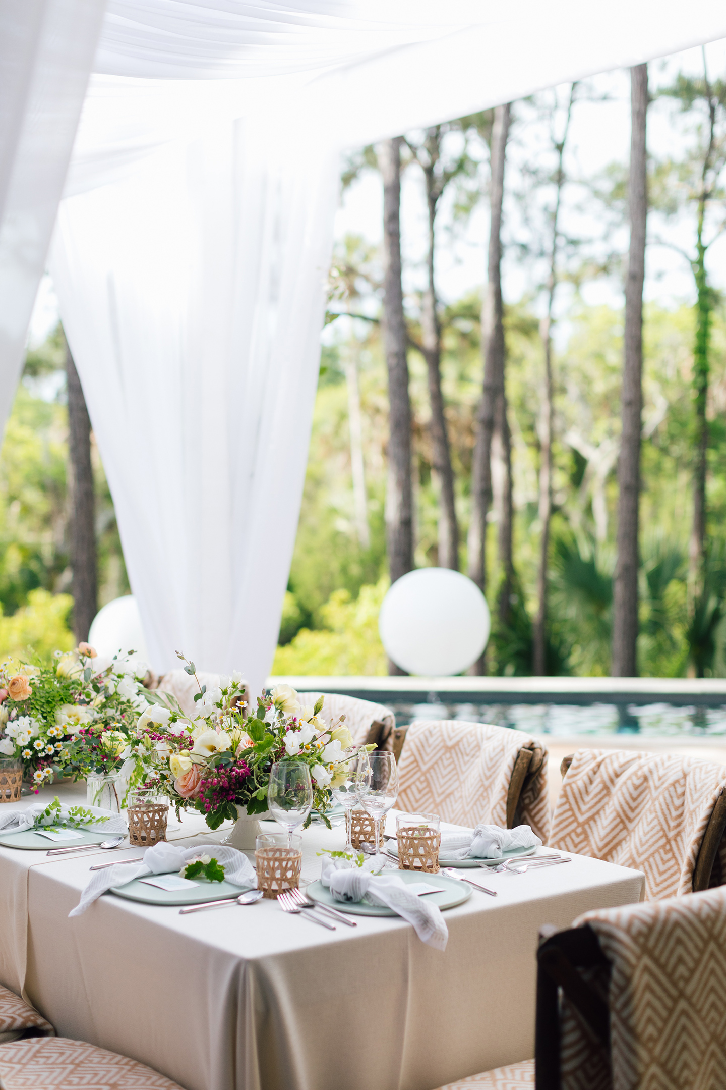 Kiawah Island Influencer Luncheon | COLOR by K