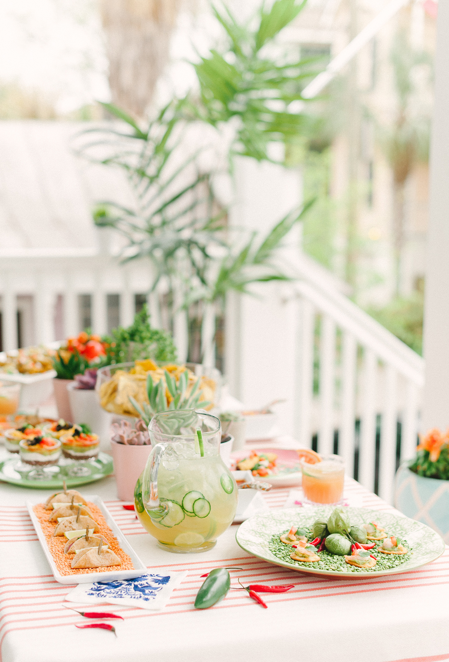 Cinco de Mayo Porch Party | COLOR by K