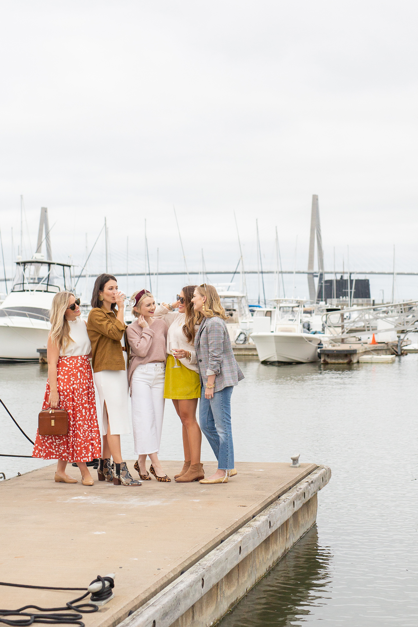 Girls Trip to Charleston