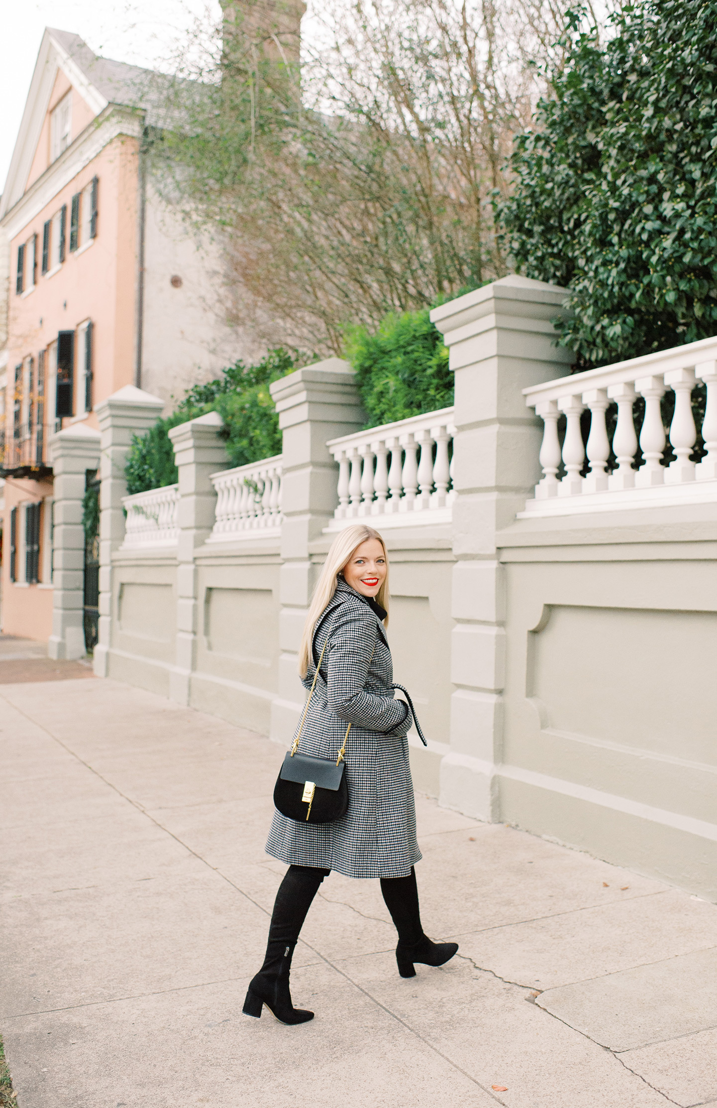 Winter in Charleston | COLOR by K