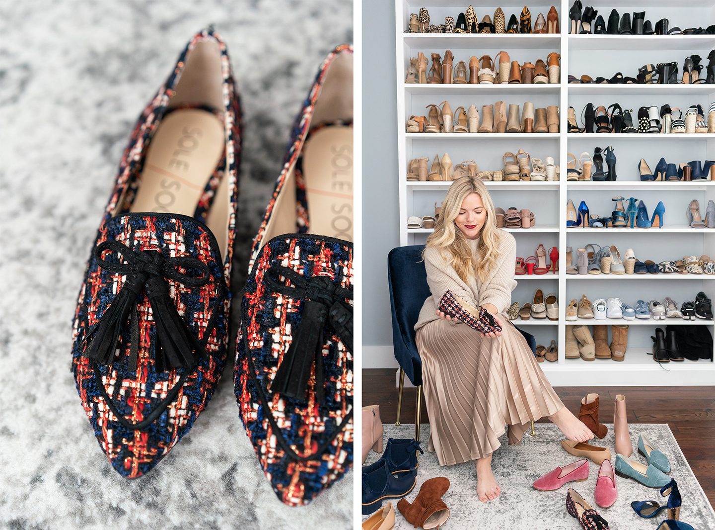 Must-Have Winter Shoes | Tassel Loafers