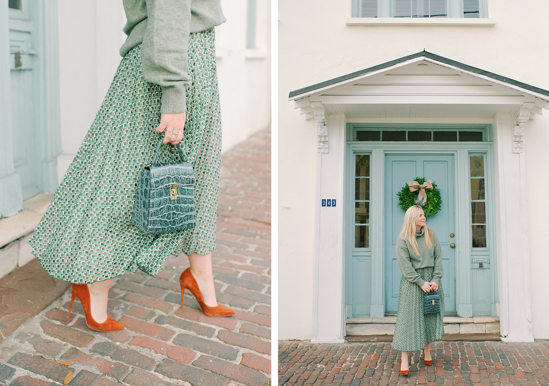 Style a Top Handle Handbag | The Brahmin Midge