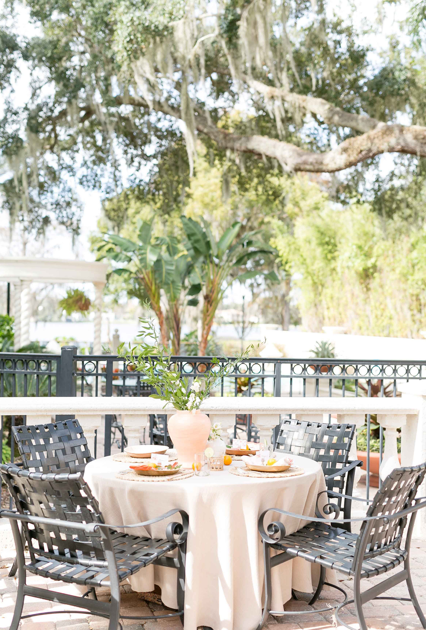 Winter Park, Orlando Bridal Shower Venue