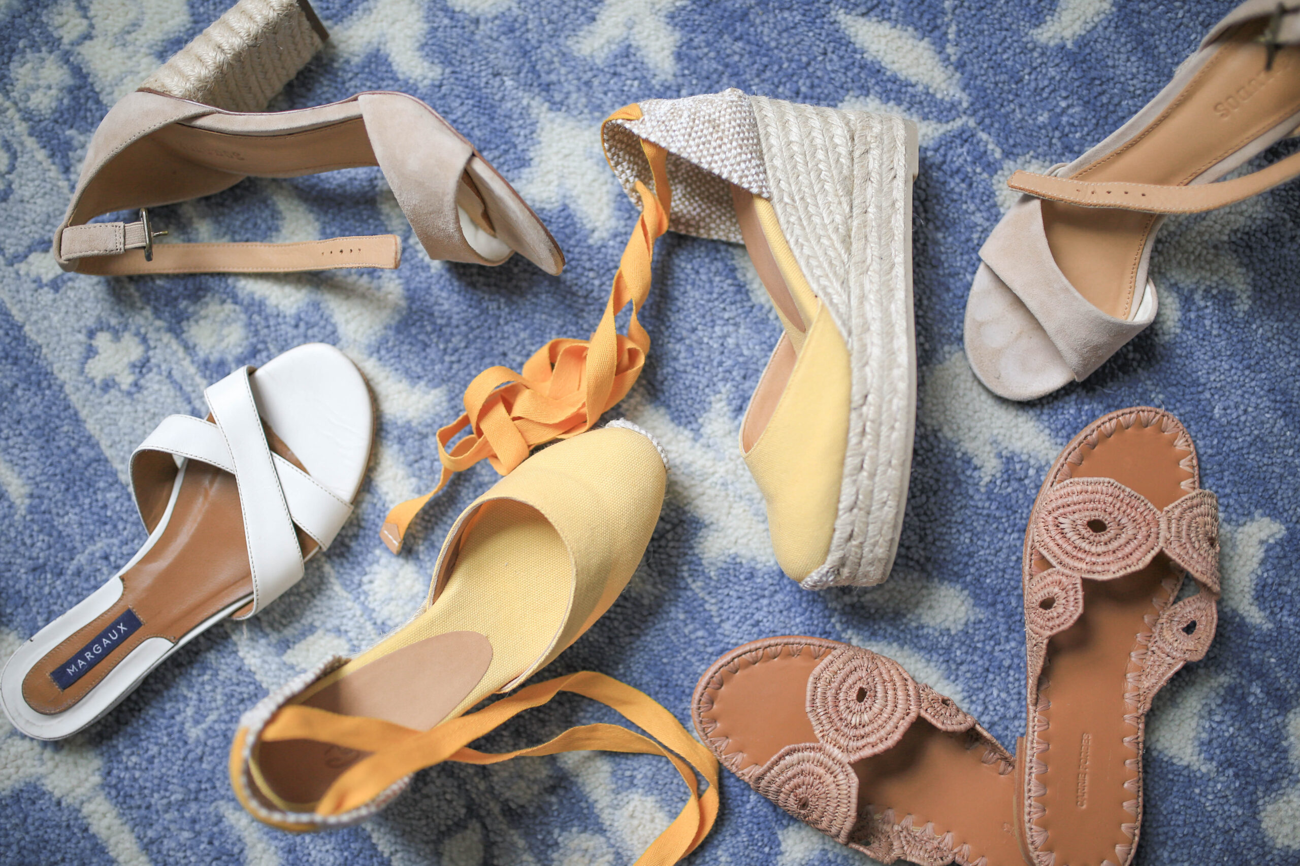 Shoes to Pack for Cabo San Lucas